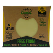 Gouda Slices REGULAR - Green Vie - vegan-perfection-retail