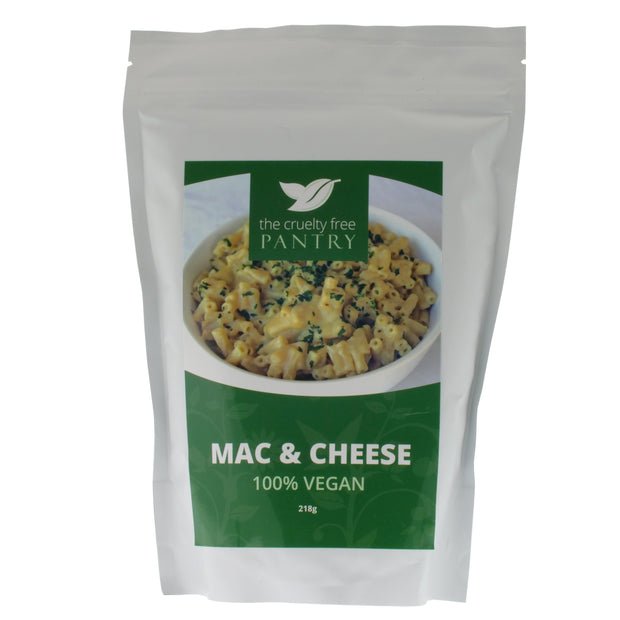 CF Pantry Mac & Cheese - Cruelty Free Pantry - vegan-perfection-retail