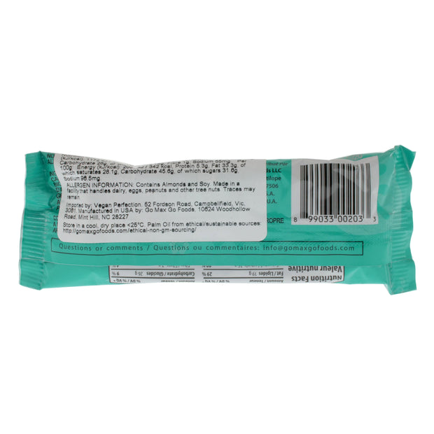 Mahalo Candy Bar - Go Max Go - vegan-perfection-retail