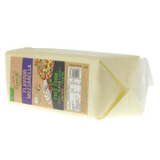 Mozzarella Block JUMBO 2.5kg - Green Vie - vegan-perfection-retail