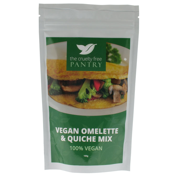 CF Pantry Omllette & Quiche Mix - Cruelty Free Pantry - vegan-perfection-retail