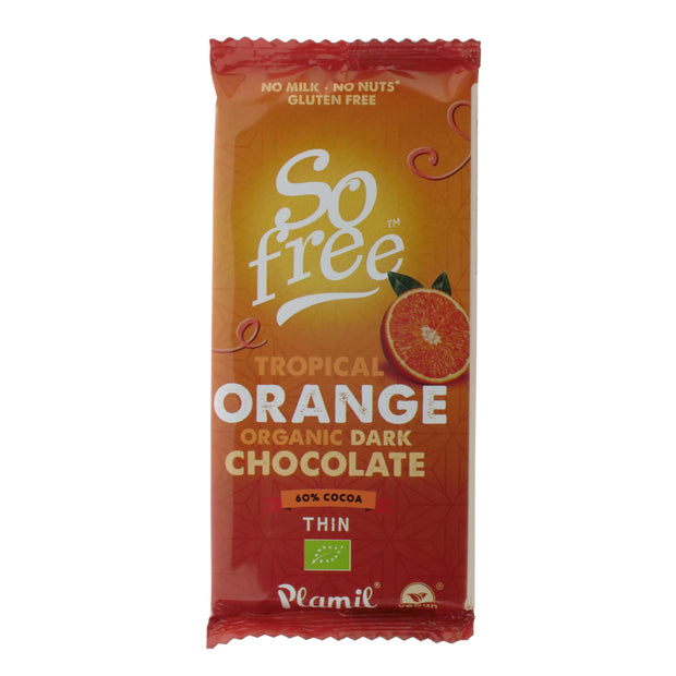 Tropical Orange Chocolate - So Free - vegan-perfection-retail