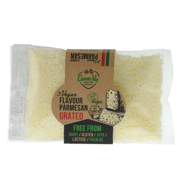 Parmesan Grated REGULAR - Green Vie - vegan-perfection-retail