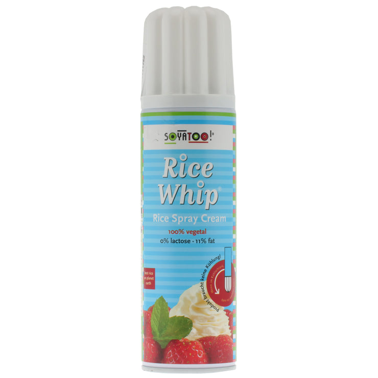 Rice Whip Spray Can - Soyatoo - vegan-perfection-retail