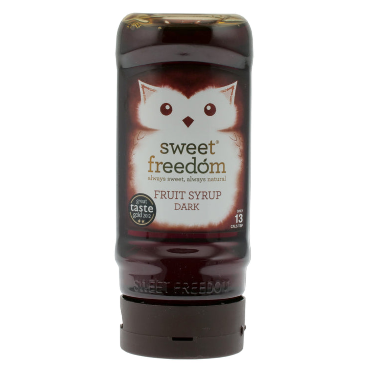 Natural Syrup - Sweet Freedom - vegan-perfection-retail