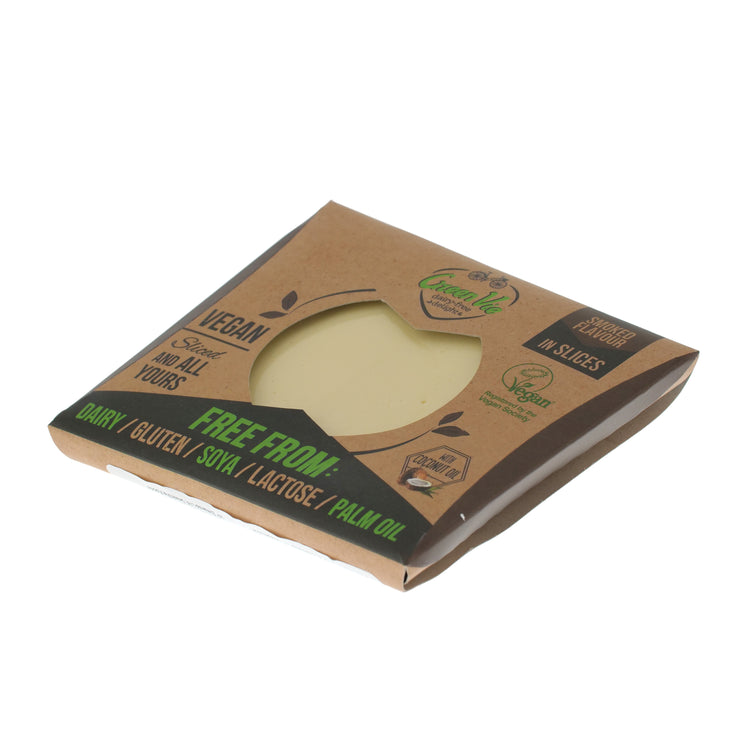 Smoked Gouda Slices 180g - Green Vie - vegan-perfection-retail