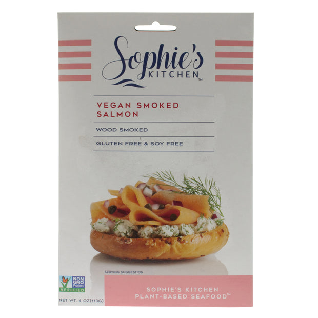 Vegan Smoked Salmon - Sophie's Kitchen - vegan-perfection-retail