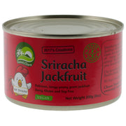 Sriracha Jackfruit - Nature's Charm - vegan-perfection-retail