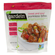 Sweet & Sour Porkless Bites - Gardein - vegan-perfection-retail