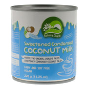 Condensed Coconut Milk - Nature's Charm - vegan-perfection-retail
