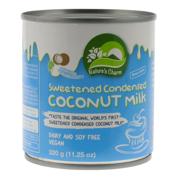 Condensed Coconut Milk