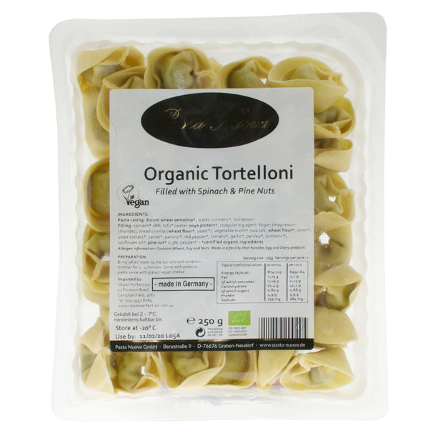 Bulk Pack Tortelloni - Pasta Nuova - vegan-perfection-retail