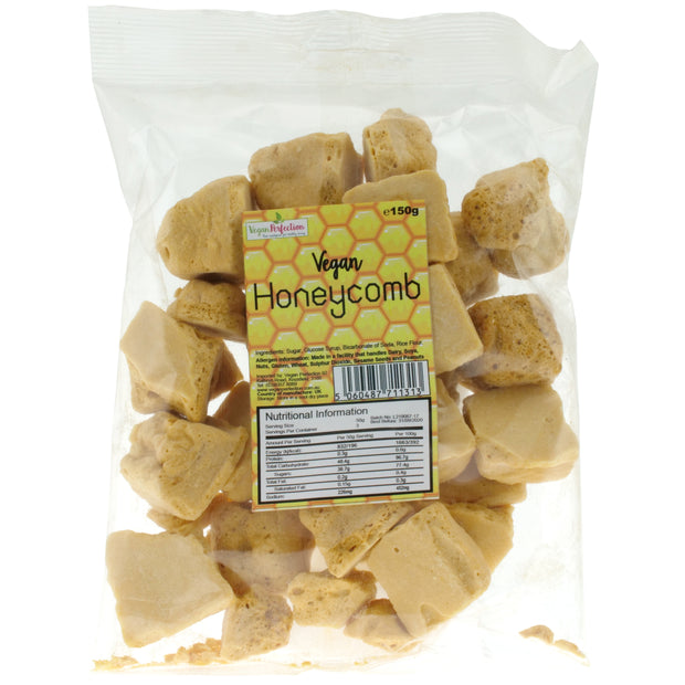 Vegan Honeycomb - Vegan Perfection - vegan-perfection-retail