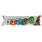 Large Hazelnut Choc Bar - Vego - vegan-perfection-retail