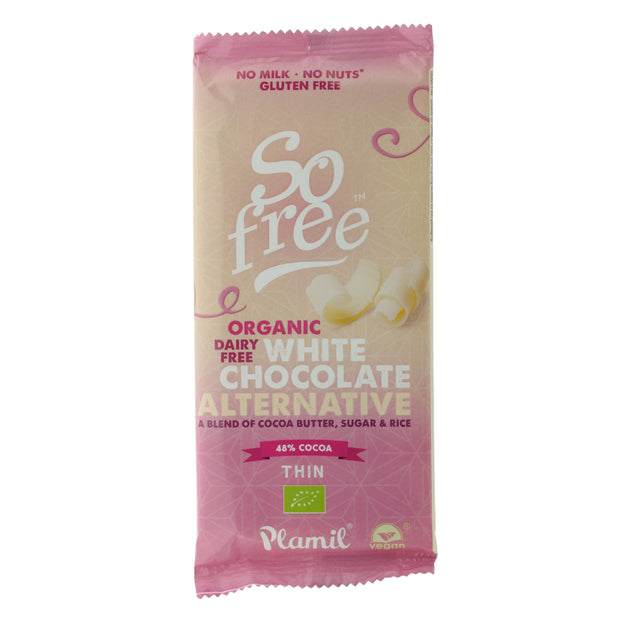 Organic White Chocolate - So Free - vegan-perfection-retail