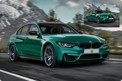 Project: BMW - The New Face of 2021 M3 (G80)