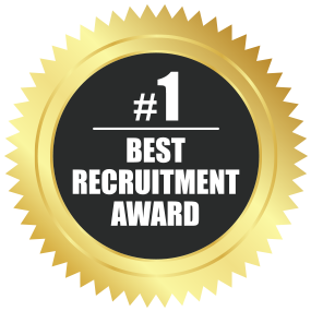 Image of Best Recruitment Award - 2017
