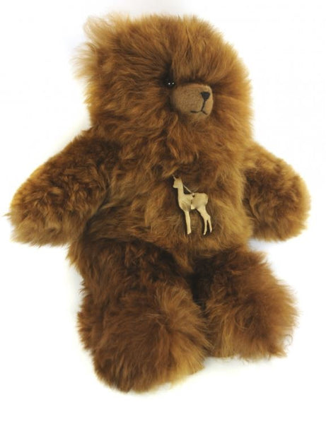 Collector Alpaca Teddy Bear