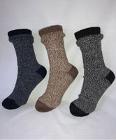 Alpaca Boot Hiker Sock