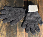 Double Knit Reversible Gloves