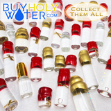 Pure Holy Water • Authentic Wax Sealed 55mL Cork Vial