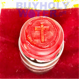 Pure Holy Water • Authentic Wax Sealed 30mL Cork Vial