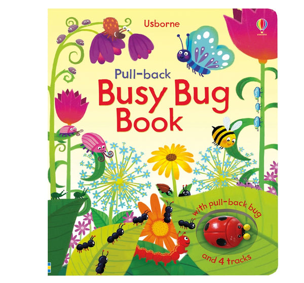 Libro Busy Bug -Usborne Books