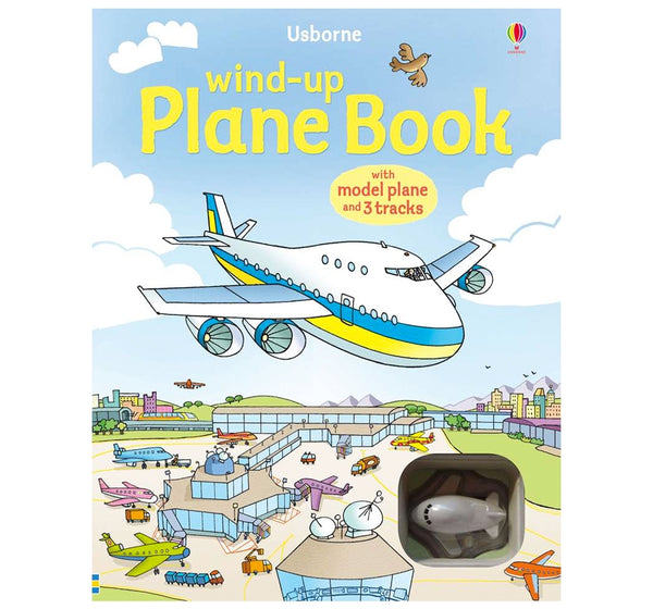 Libro Wind-Up Plane -Usborne Books