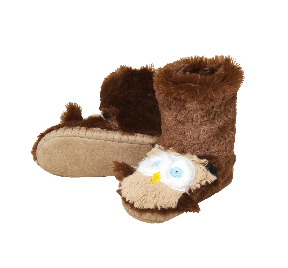 Slippers Owl