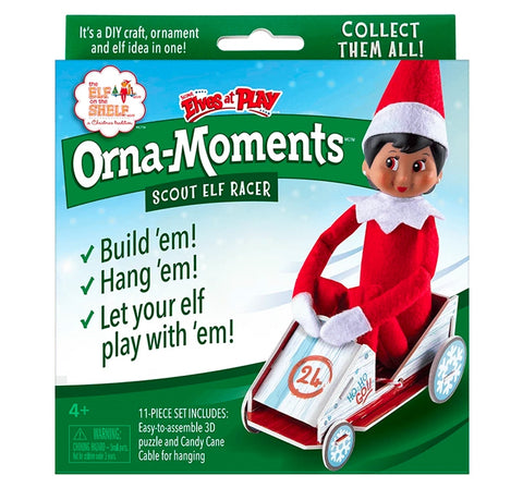 Auto de Elfo - The Elf On The Shelf