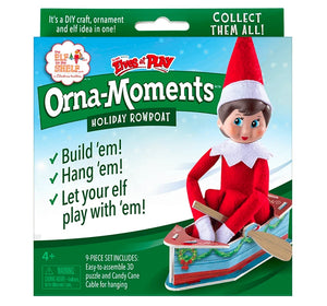 Bote para Elfo - The Elf On The Shelf