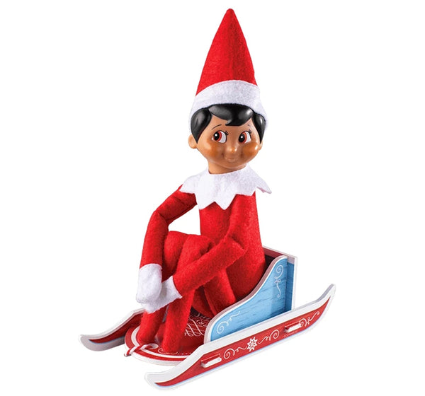 Trineo de Nieve -The Elf On The Shelf