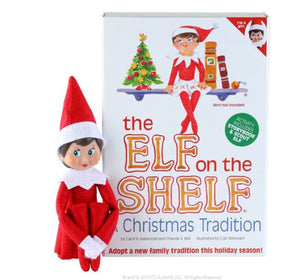 The Elf On The Shelf I´m a Girl