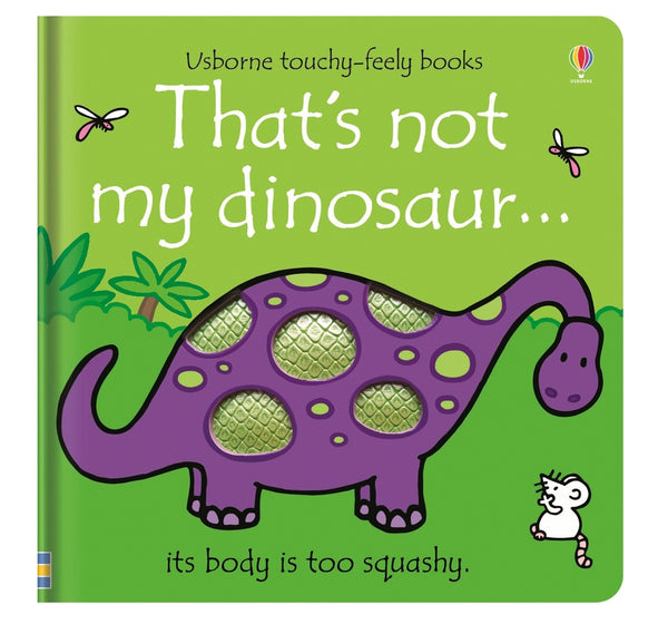 Libro That's not my dinosaur -Usborne Books