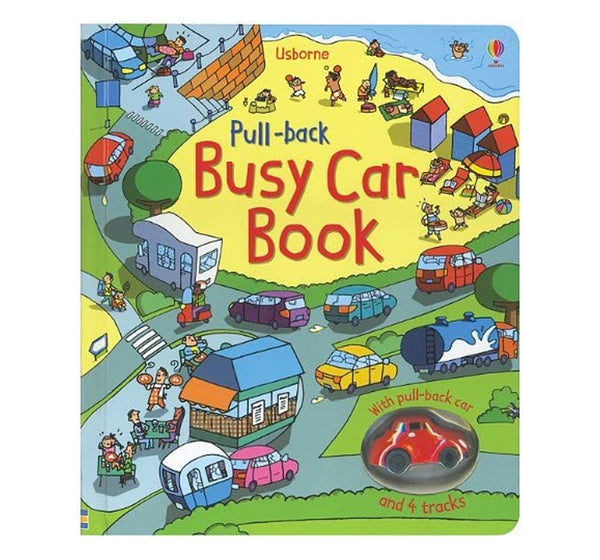 Libro Busy Car -Usborne Books