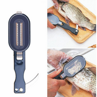 2 IN 1 Fish Scaler and Knife