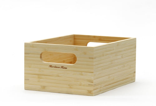 Bamboo Cleaning Caddy
