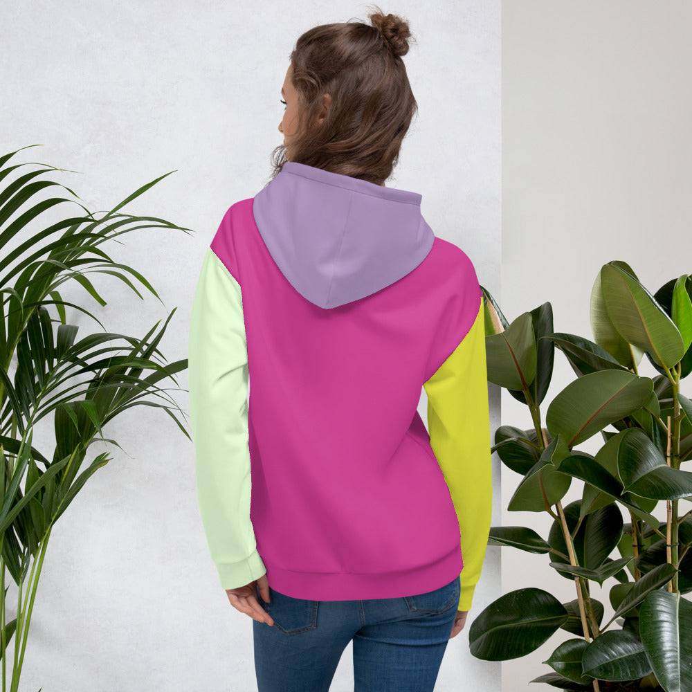 Colorblock Buttersoft Save the Sea Turtle Hoodie | Unisex