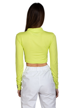 Load image into Gallery viewer, AltFel BLUZA NEON LIME W