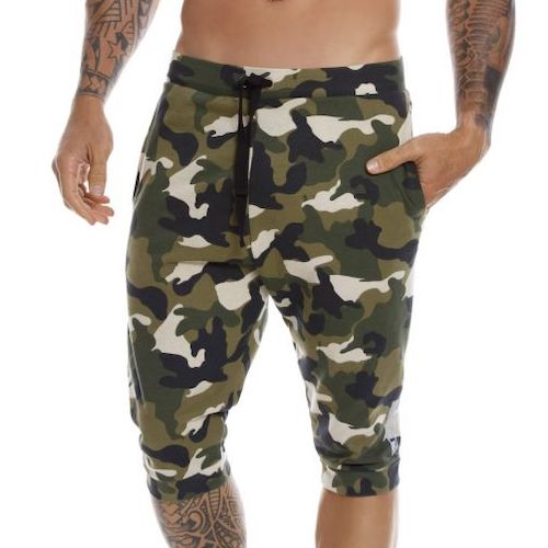 JOR Adventure Camo Shorts