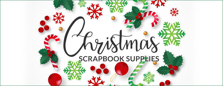 Christmas Scrapbook Supplies