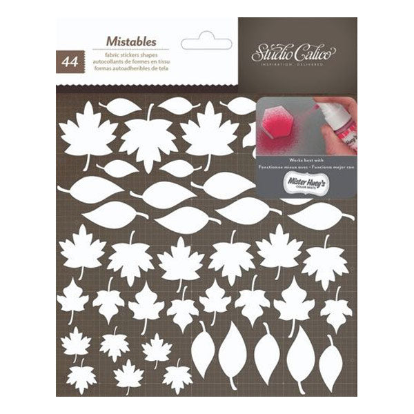 Mistables Fabric Leaves AC-31103