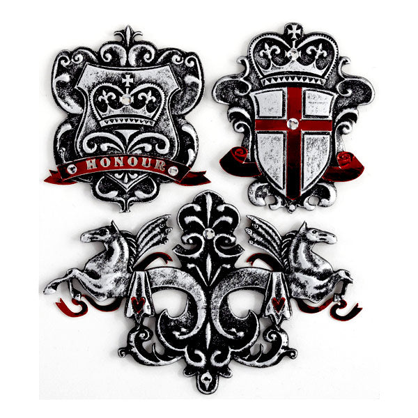 Crests and Shields 50-21090