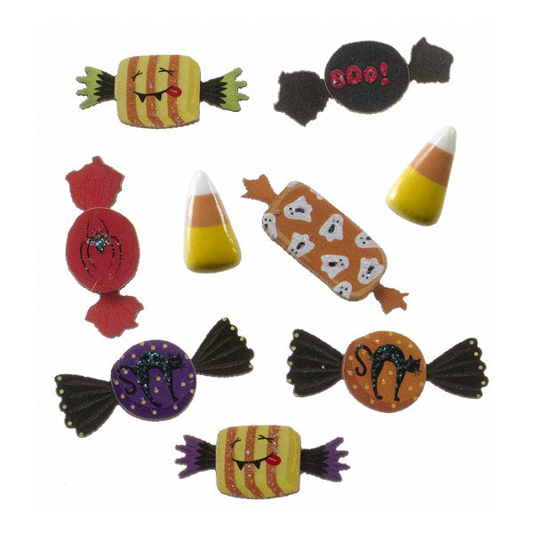 Mini Halloween Candy 50-00595
