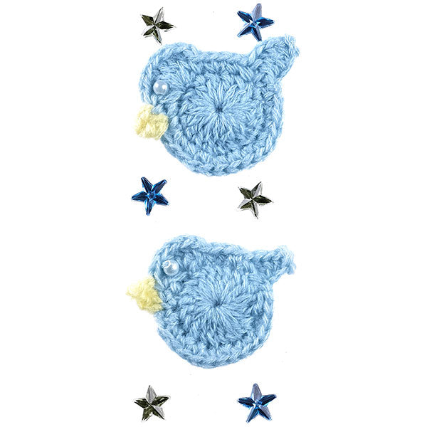 Baby Boy Crochet Ducks 50-40346