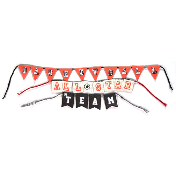 Basketball Mini Banners LYB-GO-3072