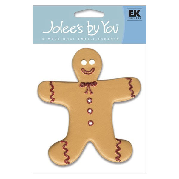 Gingerbread Man HOLJBY020C