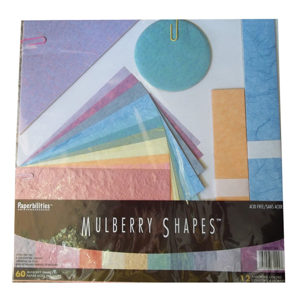 Mulberry Shapes MPR-71144