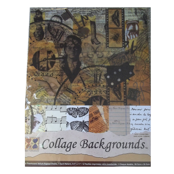 Collage Backgrounds COL02152