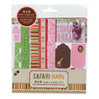 Safari Kids Girl Page Kit CP-012-00066